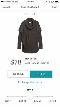 Need this!! I love/need cute Fall clothes like this!!
