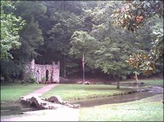 Cave Spring, GA - there is this cave in the public park with a spring flowing out. Collect water, explore the cave, swimming in the spring water lake (fee). Check my comments from our visit. Call ahead pool closed M-W in 2016.