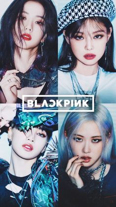Blackpink Wallpapers, Blackpink Poster, Blackpink Twice, Lisa Blackpink Wallpaper, Blackpink Video, Black Pink Kpop, Jennie Kim Blackpink, Blackpink Memes, Doja Cat