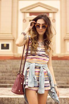 FashionCoolture - 25.09.2015 look du jour Lez a Lez gladiator sandals printed summer (5)