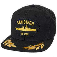 San Diego Baseball Cap from Goorin Bros available at  VillageHatShop San  Diego Baseball 40f7b4634d8