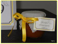 wedding favor  segnaposto miele