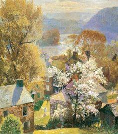 American Impressionist Artist Daniel Garber