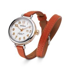 THE BIRDY 34mm Women's White Watch with Date