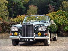 1966 Rolls Royce Silver Cloud Mulliner Park Ward Drophead Coupe III