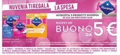 Nuvenia ti regala la spesa – Missione risparmio Bergamo