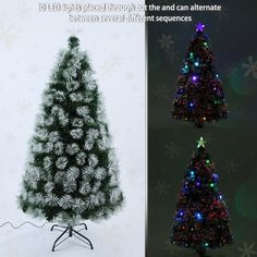Dongyang Bestway Arts & Crafts Co. Fiber Optic Christmas Tree, Christmas Wreaths, Merry Christmas, Pine Needles, Frost, Garland, Arts And Crafts, Holiday Decor, Home Decor
