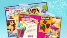 Download: Juice party recipies! - Downloads - Activities - LEGO® Friends - LEGO.com - Friends LEGO.com