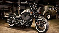 American-made motorcycles with V-Twin engines - custom cruisers, classic baggers, luxury touring and electric motorcycles. Whatever your passion or riding style, Victory has a motorcycle for it. Motorcycle Shop, Moto Bike, Cruiser Motorcycle, American Made Motorcycles, Victory Vegas, Victory Motorcycles, Biker Gear, Chopper Bike, Royal Enfield