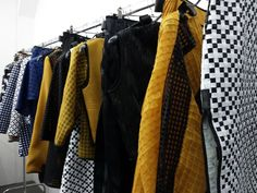 Clothes with Patterns