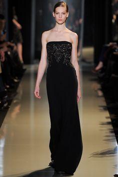 Elie Saab Spring 2013 Couture Fashion Show - Vanessa Axente (Viva)