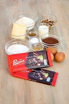 NEGRESA CU CIOCOLATA SI NUCI | Diva in bucatarie Deserts, Food, Cook, Recipes, Essen, Postres, Meals, Dessert, Yemek