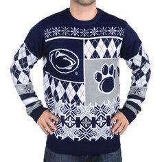PSU Penn State Nittany Lions Chevron Infinity Scarf on Etsy ...