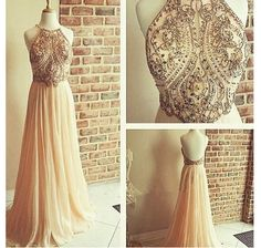 modest Halter Backless Prom Dresses,Sexy Spaghetti Strap Chiffon Prom Dresses,Hot Style Long Dress For Prom,Party Dresses http://www.luulla.com/store/honeeygirl