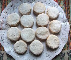 La Larpeira Sin Gluten: Nevaditos Tipo Reglero Mantecaditos, Xmas Food, Gluten Free, Cookies, Desserts, Diets, Gluten Free Sweets, Sweet Cookies, Buns