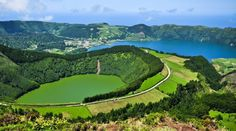 Ponta Delgada Azores, The Central Place In the Economy and Hierarchy of the Azorean Archipelago Ponta Delgada, Archipelago, Natural Beauty, Golf Courses, Portugal, River, Explore, Places, Nature