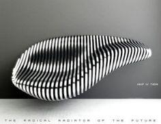 radiateurs contemporains, Radiator, Krzysztof Urbanski