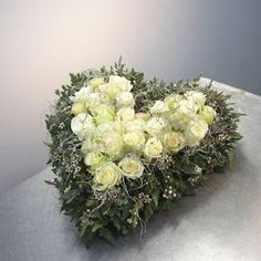 Grave Flowers, Funeral Flowers, Funeral Floral Arrangements, Flower Arrangements, Ikebana, Corona Floral, Grave Decorations, Funeral Tributes, Sympathy Flowers