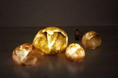 パンが光る! 本物のパンを使った照明器具「パンプシェード」のアトリエを訪ねてきた(1/4) - mimot.(ミモット)