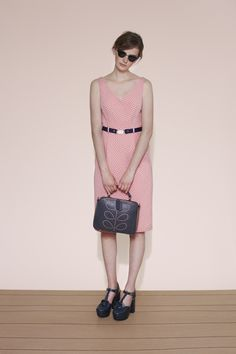 Orla Kiely spring 2015 lookbook