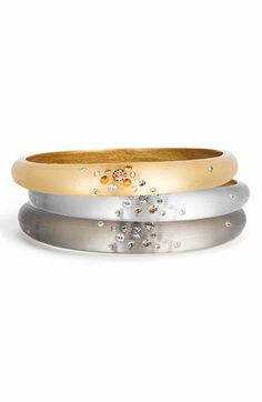Alexis Bittar 'Dust' Skinny Tapered Bangle (Nordstrom Exclusive) available at Nordstrom