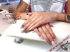 50 Beautiful Nail Art Designs & Ideas Nails have for long been a vital measurement of beauty and Nail Swag, Shellac, Nail Polish, Nails Inspiration, Nail Care, Fun Nails, Pedicure, Nail Art Designs, Think