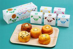 Celebrating #NationalDonutDay #packaging Shiretoko Donuts - Shiretoko Factory PD