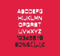 LRC Type Foundry - DuoGypsy