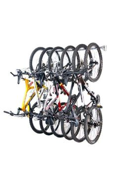 Storage Bike Rack Bicycle Stand Garage Floor Wall Mount Hanger Parking