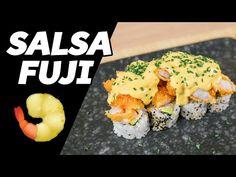 Sushi Sushi, Vegetarian, Vegan, Okinawa, Healthy, Ethnic Recipes, Desserts, Youtube, Sushi Recipes
