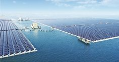 China Turned On The World's Largest Floating Solar Plant Generating 40MW Of Clean, Green Energy - Indiatimes.com http://www.indiatimes.com/technology/science-and-future/china-turned-on-the-world-s-largest-floating-solar-plant-generating-40mw-of-clean-green-energy-322684.html