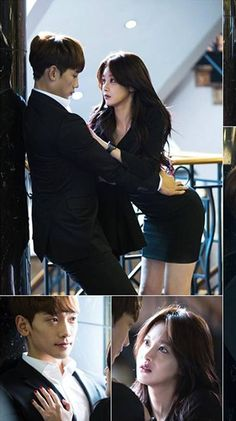 Rain and Oh Yeon Seo cross personal borders in still-cuts for drama 'Come Back Mister'! Asian Actors, Korean Actresses, Korean Actors, Jung So Min, South Korean Girls, Korean Girl Groups, Please Come Back Mister, Yoon Seo, All Korean Drama