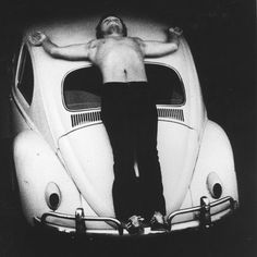 Chris Burden, Shoot, 1971, Venice, California