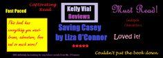 Kelly Vial Reviews Saving Casey: