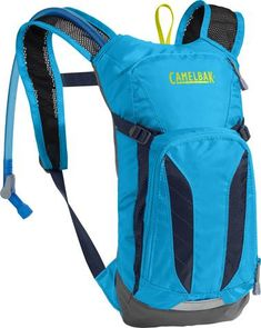 CamelBak Kids' Mini M. Hydration Pack Blue/Navy - Bicycle Accessories at Academy Sports