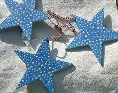 Stars on sand