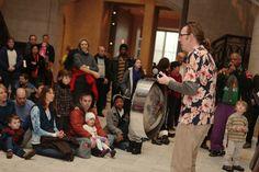 Cincinnati Art Museum, Bacchanal Steel Band, Feb 8 2014