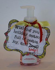 Christmas for the teachers