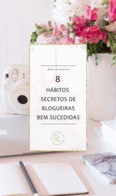 Nesse post vou revelar o segredo de blogueiras bem sucedidas e muito dedicadas ao trabalho de blogueira, todos temos os mesmos recursos, mas cabe a você se dedicar, pesquisar e estudar o máximo possível sobre técnicas e ferramentas para crescer o seu negócio online.