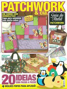 REVISTA DE PATCHWORK - Rosa Gularte da Rosa - Picasa Webalbumok