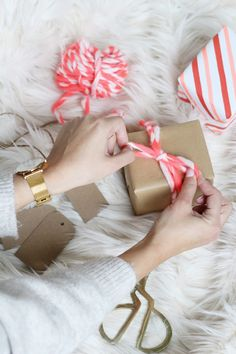 The holidays are approaching SO quickly!! Check out my blog for fantastic tips and gift guides!! XO