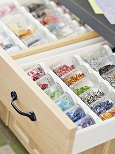 spice rack organizers in drawers to organize small items