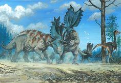 Horns21: Utahceratops by tuomaskoivurinne on DeviantArt