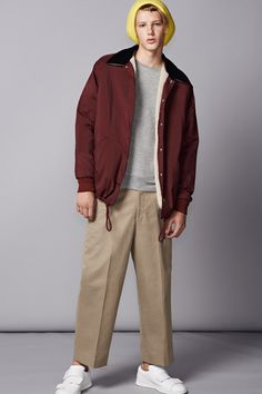 Acne Studios Spring-Summer 2015 Men's Collection