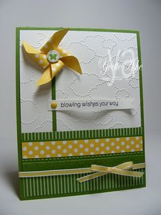Spring has Sprung with the Control Freaks! | Yvette's Paper Garden