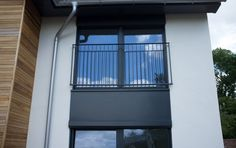 Juliette balconies made, delivered, and installed to anywhere in the UK. See our exclusive designs available only at Alpha Rail.