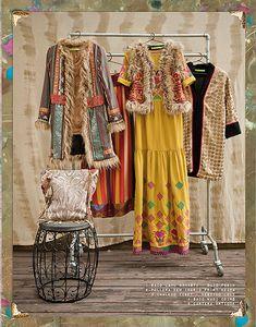 Rapsodia Argentina - Revista...I like the jacket on the left!!