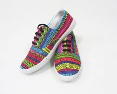 adoraideas, zapatillas decoradas,zapatillas personalizadas