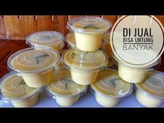 Resep Pudding Jagung Manis - Sehat & Praktis - YouTube Chocolate Chip Cookie Bars, Chocolate Pudding, Pudding Desserts, Pudding Recipes, Silky Pudding, Baking Recipes, Snack Recipes, Snacks, Resep Cake