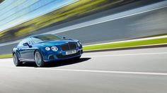 Bentley: New Continental GT Speed